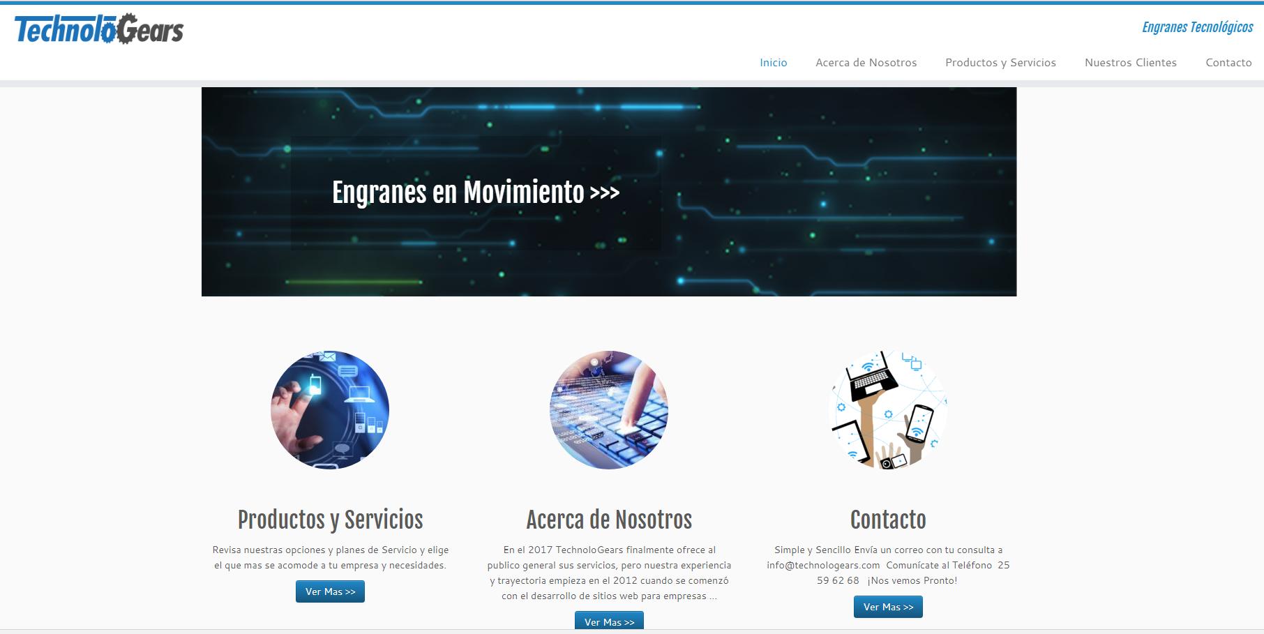 Sitios Personales – Portafolio Digital